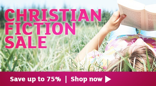 Christian Fiction Sale - Save up to 75%