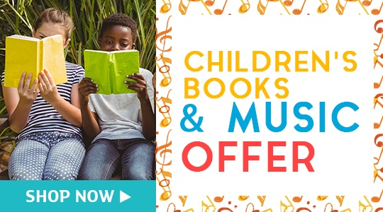 Children's Books and Music Offer