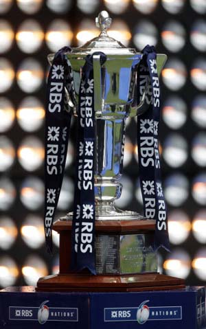 The RBS Six Nations Cup (PA)