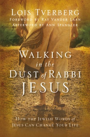 Cover of Walking in the Dust of Rabbi Jesus