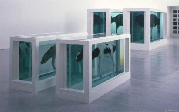 02ad7014b438 Damien Hirst  spirituality for the masses