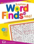 Scripture Word Find For Kids Puzzle Book Paperback