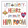 Let Every Heart Christmas Cards Pack of 10