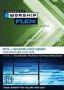 iWorship Flexx 16 DVD-ROM - Jesus at the Center