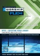 Iworship Flexx 16 - Jesus At The    Center (dvd-rom)