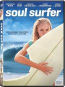 Soul Surfer DVD - Region 1 DVD