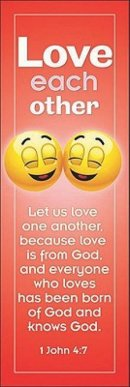 Bookmark Bh Love Each Other