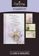 Boxed Card Sympathy Comfort &