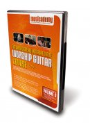 Worship Guitar Course: Intermediate, vol. 3
