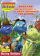 Skeeter And The Mystery Of The Lost Mosquito Treasure DVD