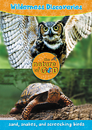 Wilderness Discoveries: Sand, Snakes, and Screeching Birds DVD
