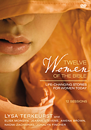 Twelve Women of the Bible: A DVD Study DVD-ROM