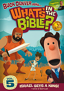 What's In The Bible 5 DVD