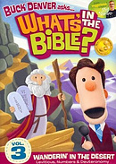 What's In The Bible? 3 DVD