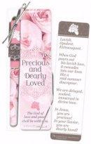 Pen & Bookmark Set-Precious And Dearly Loved (2 Cor 13:11 KJV)