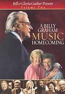 Billy Graham Music Homecoming 2 DVD