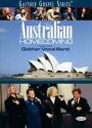 Australian Homecoming DVD