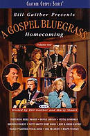 A Gospel Bluegrass Homecoming Volume 1 DVD