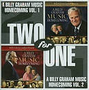 Billy Graham Music Homecoming 1 And 2 : 2 Disc Set