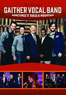 Sometimes It Takes A Mountain DVD