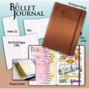 Bullet Journal-Bronze Metallic
