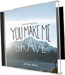You Make Me Brave Live CD/DVD
