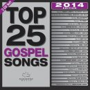 Top 25 Gospel Songs 2014 CD