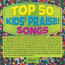 Top 50 Kids Praise Songs CD