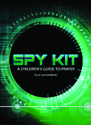 Spy Kit: A Children's Guide To Prayer CD + Pen + Paperback Book