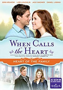 DVD-When Calls The Heart: Heart Of The Family