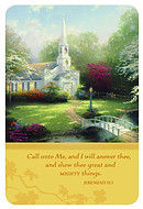Thomas Kinkade - Encouragement - 12 Boxed Cards