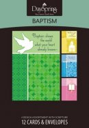 BOXED CARD BAPTISM NEW LIFE