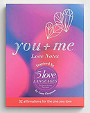 You + Me - 32 Love Notes Set