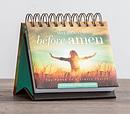 Before Amen 365 Day Perpetual Calendar