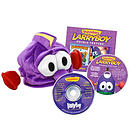 DVD-Ultimate LarryBoy Gift Set w/CD & Plush Hat