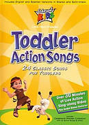 Cedarmont Toddler Action Songs DVD