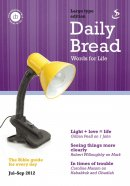 Daily Bread July - Sept 2012 Large Print