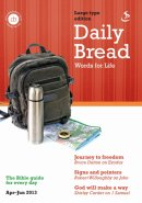 Daily Bread Large Print Apr - Jun 2013