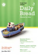 Daily Bread January - March 2015 Large Print