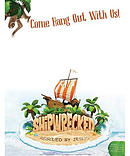 VBS Shipwrecked Publicity Posters (Pack of 5)