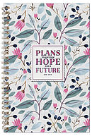 Plans To Give You Hope Wirebound Notebook