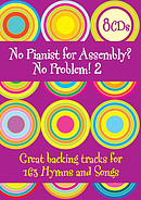 No Pianist for Assembly? No Problem vol 2: CD Set