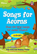 Songs For Acorns CD Set