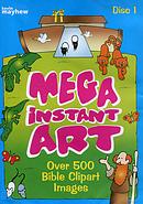 Mega Instant Art 1 DVD
