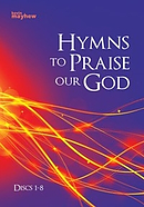 Hymns to Praise Our God - 15 Disc CD Backing Tracks