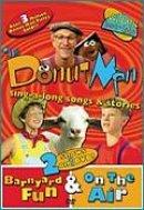The Donut Man: Barnyard Fun & On The Air DVD