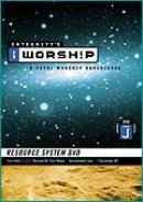 iWorship Resource System DVD J