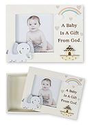 Baby Photo Frame Keepsake Box