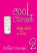 Cool Clarinet - Book 2 - Funky duets & trios