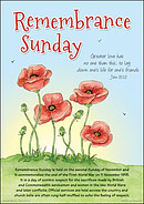 Festival Poster - Remembrance Sunday